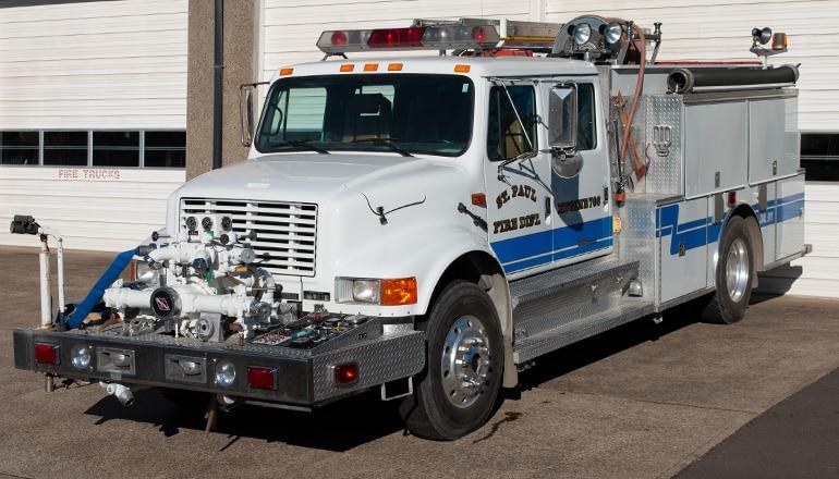 Engine 766